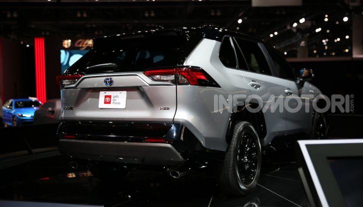Tutte le novità di Toyota presentate al Salone di Los Angeles 2018 - Foto 10 di 33