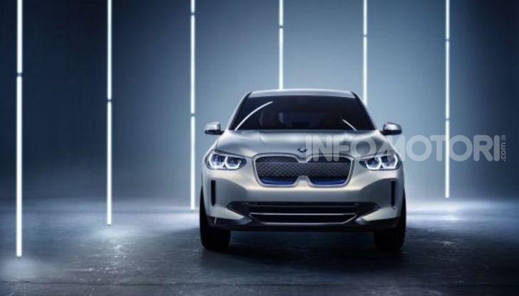 BMW iX3 2020: il SUV elettrico premium è Made in Cina - Foto 17 di 40
