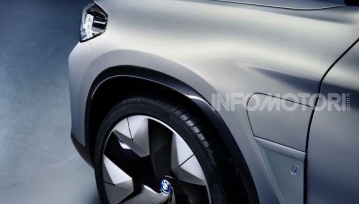 BMW iX3 2020: il SUV elettrico premium è Made in China - Foto 19 di 59