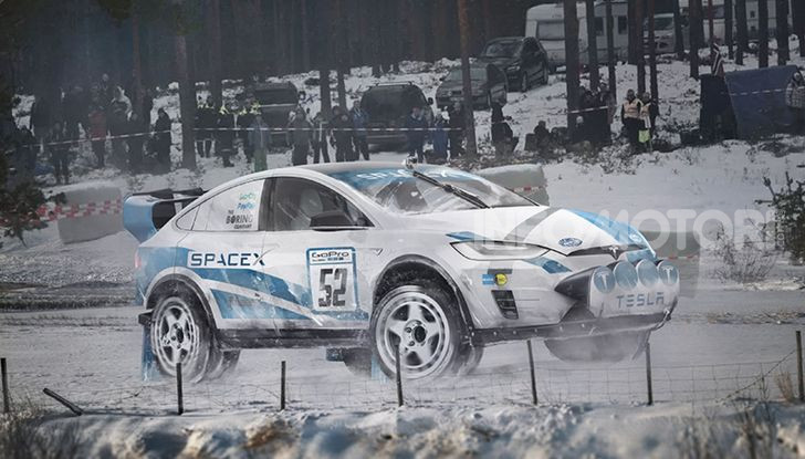 Le 8 auto da rally più assurde di sempre - Foto 6 di 8