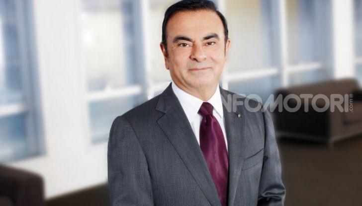 Arrestato Carlos Ghosn, Presidente Alleanza Renault-Nissan - Foto 3 di 6