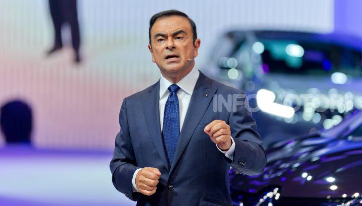 Arrestato Carlos Ghosn, Presidente Alleanza Renault-Nissan - Foto 4 di 6