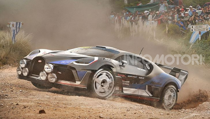 Le 8 auto da rally più assurde di sempre - Foto 7 di 8