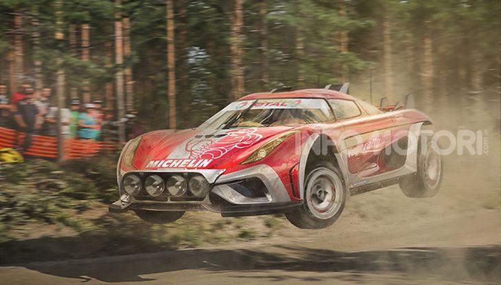Le 8 auto da rally più assurde di sempre - Foto 8 di 8