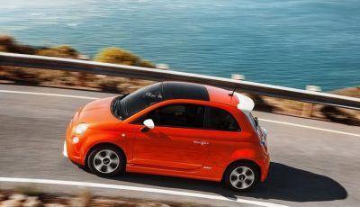 Fiat 500 elettrica, iniziata la produzione della citycar ecologica
