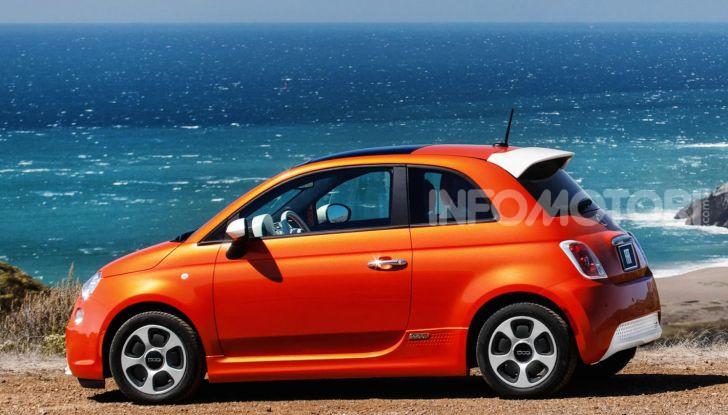 Fiat 500 BEV elettrica, lanciata la linea di produzione a Mirafiori - Foto 7 di 13