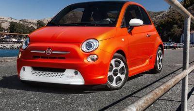 Fiat 500 BEV elettrica, lanciata la linea di produzione a Mirafiori
