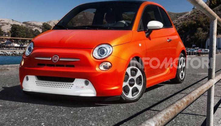 Fiat 500 BEV elettrica, lanciata la linea di produzione a Mirafiori - Foto 8 di 13