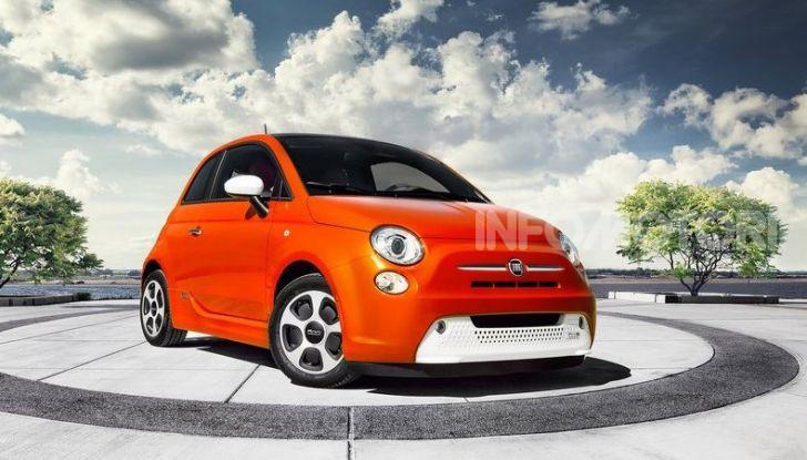 Fiat 500 elettrica e SUV compatto Alfa saranno prodotti in Italia - Foto 2 di 13