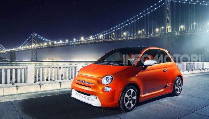 Fiat 500 elettrica e SUV compatto Alfa saranno prodotti in Italia - Foto 12 di 13