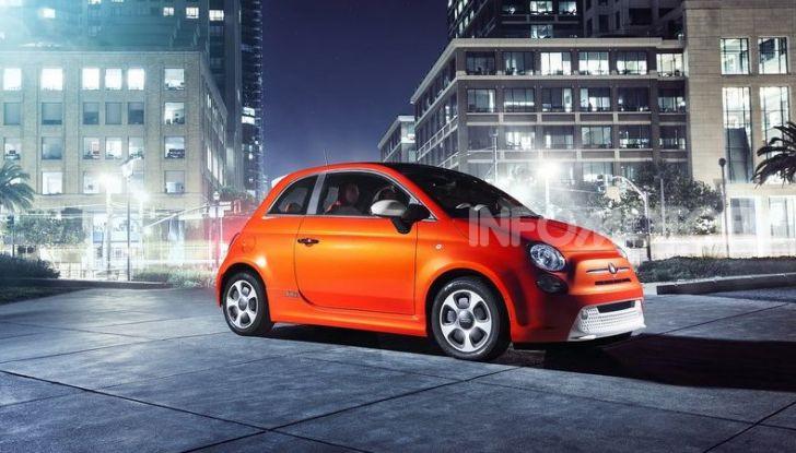 Fiat 500 elettrica e SUV compatto Alfa saranno prodotti in Italia - Foto 13 di 13