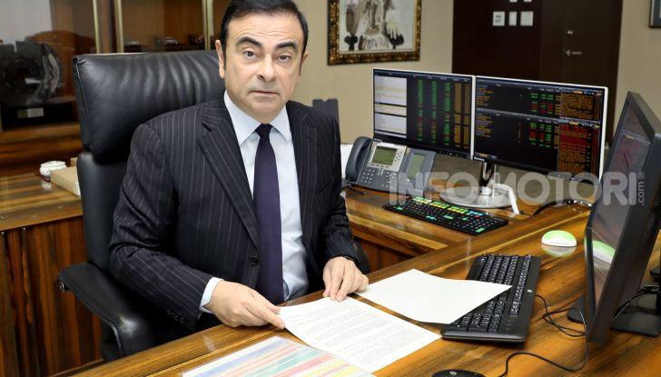 Arrestato Carlos Ghosn, Presidente Alleanza Renault-Nissan - Foto 5 di 6