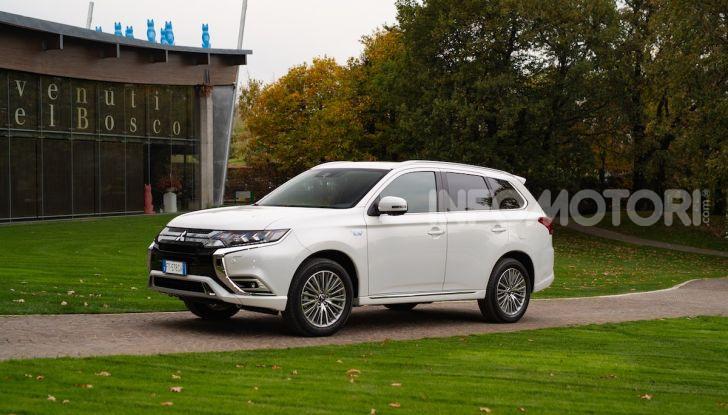 Mitsubishi Italia raddoppia vendite nel 2018 e triplicherà nel 2020 anche con Outlander Plug-In - Foto 19 di 21