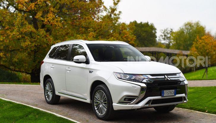 Mitsubishi Italia raddoppia vendite nel 2018 e triplicherà nel 2020 anche con Outlander Plug-In - Foto 21 di 21