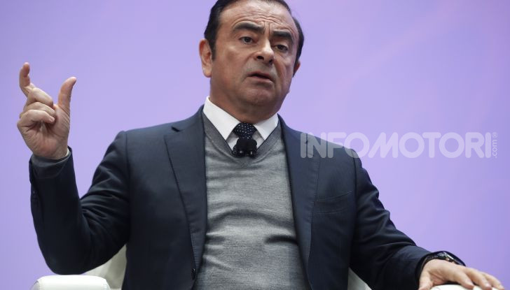 Arrestato Carlos Ghosn, Presidente Alleanza Renault-Nissan - Foto 6 di 6