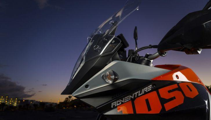 KTM 1050 Adventure: Prova su strada, prestazioni e prezzo - Foto 29 di 48