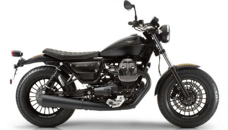 Moto Guzzi V9 Roamer e Moto Guzzi V9 Bobber: the italian custom - Foto 14 di 27