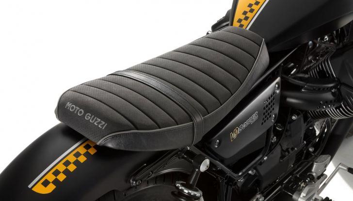 Moto Guzzi V9 Roamer e Moto Guzzi V9 Bobber: the italian custom - Foto 18 di 27