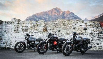 Moto Guzzi Eagle Days 2018, un test con il V7III dell'Aquila