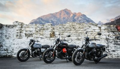 Moto Guzzi Eagle Days 2018, un test con il V7III dell'Aquila