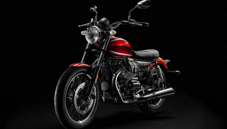 Moto Guzzi V9 Roamer e Moto Guzzi V9 Bobber: the italian custom - Foto 19 di 27