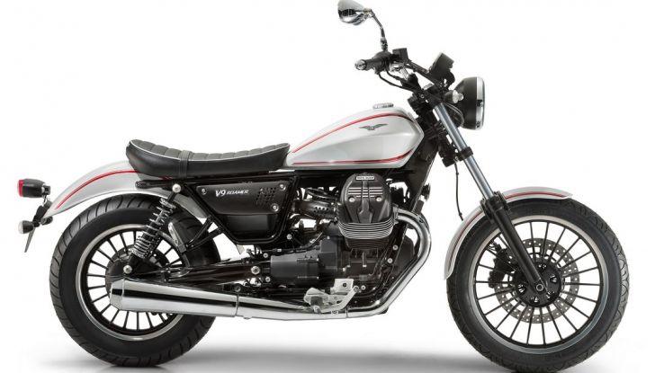Moto Guzzi V9 Roamer e Moto Guzzi V9 Bobber: the italian custom - Foto 21 di 27