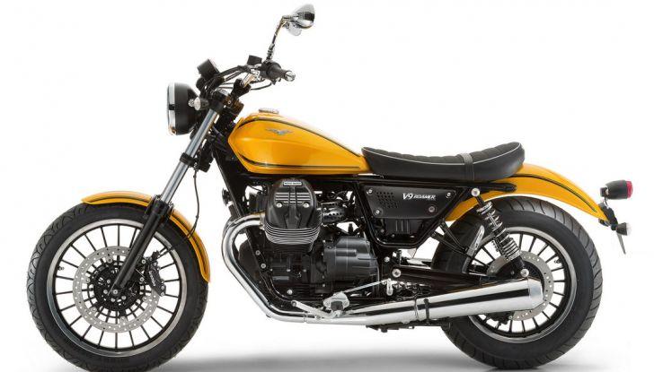 Moto Guzzi V9 Roamer e Moto Guzzi V9 Bobber: the italian custom - Foto 22 di 27