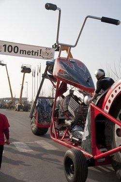 La moto più grande del mondo è italiana - Foto 7 di 10