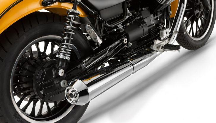 Moto Guzzi V9 Roamer e Moto Guzzi V9 Bobber: the italian custom - Foto 25 di 27