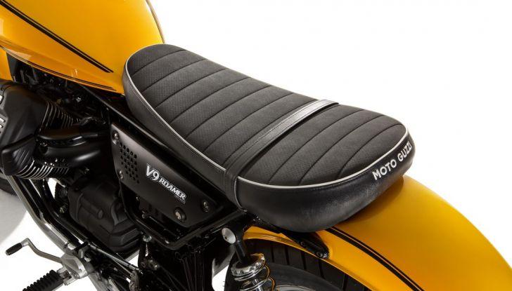 Moto Guzzi V9 Roamer e Moto Guzzi V9 Bobber: the italian custom - Foto 27 di 27