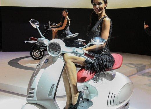 Piaggio Vespa 946: la scooter Piaggio di lusso in vendita nella primavera 2013 - Foto 19 di 32