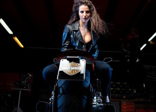 Concorso Harley Davidson e Playboy - Foto 7 di 16