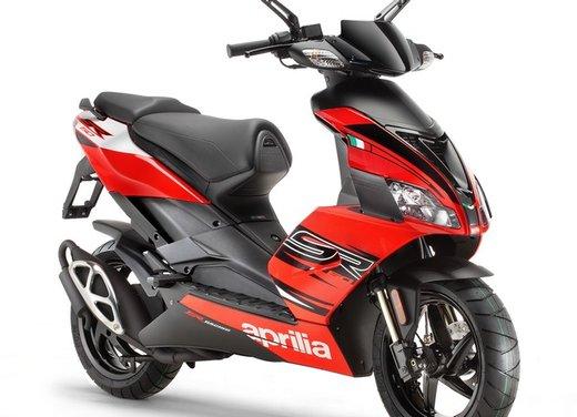 Aprilia SR50 prezzi e offerte - Foto 4 di 8