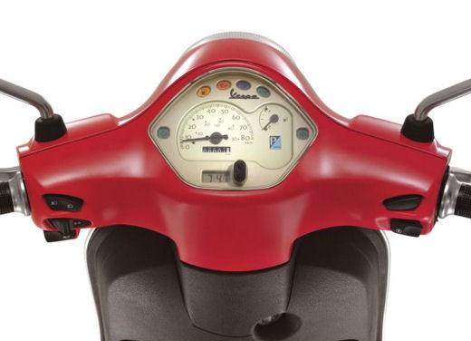 Vespa LX 50 4valvole – Test ride - Foto 2 di 23