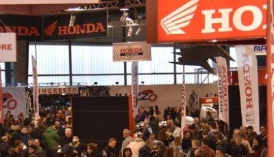 Motor Bike Expo: Honda c'è