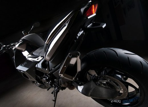 BMW F 800 R by Vilner Custom Bike Predator - Foto 5 di 21