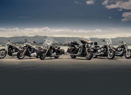 Harley-Davidson festeggia i suoi 110 anni alla European Bike Week 2012 - Foto 1 di 36