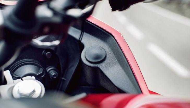 Nuova Yamaha Tracer 700 2016: Caratteristiche, dettagli e video - Foto 12 di 28