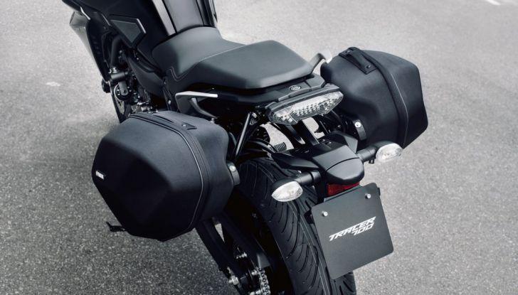 Nuova Yamaha Tracer 700 2016: Caratteristiche, dettagli e video - Foto 20 di 28