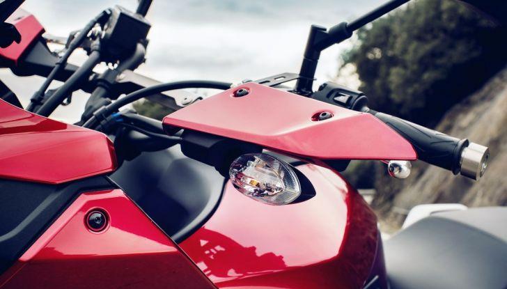 Nuova Yamaha Tracer 700 2016: Caratteristiche, dettagli e video - Foto 9 di 28