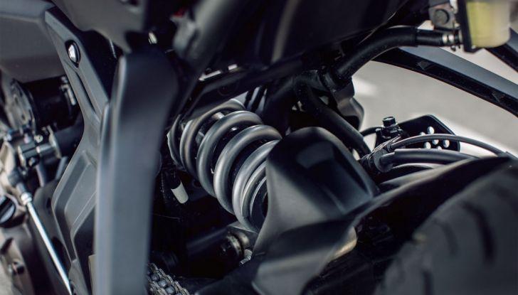 Nuova Yamaha Tracer 700 2016: Caratteristiche, dettagli e video - Foto 26 di 28