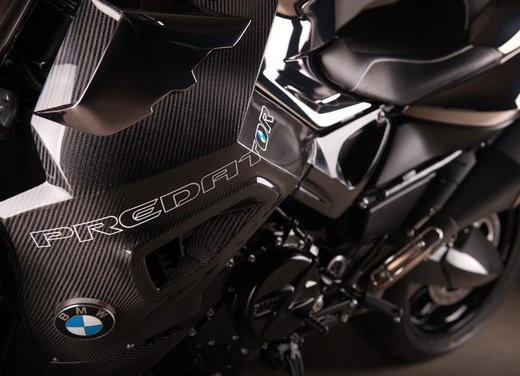 BMW F 800 R by Vilner Custom Bike Predator - Foto 12 di 21