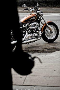 Harley Davidson 1200 Custom - Foto 33 di 34