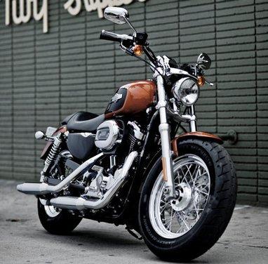 Harley Davidson 1200 Custom - Foto 28 di 34