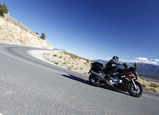 L'innovazione arriva dal turismo: Yamaha FJR 1300A - Foto 6 di 30