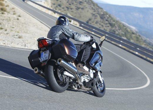L'innovazione arriva dal turismo: Yamaha FJR 1300A - Foto 11 di 30