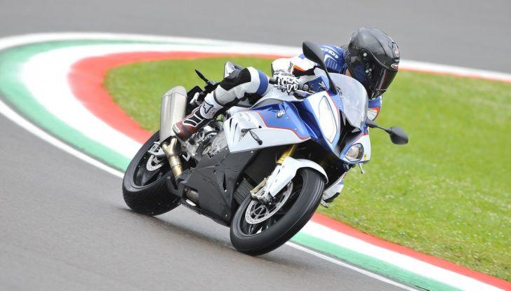 Pirelli SBK Track Days: a Imola con la BMW S1000RR - Foto 13 di 38
