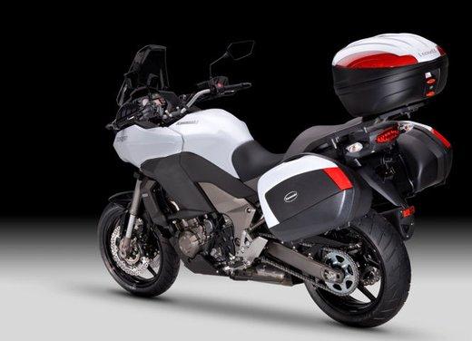 Kawasaki Versys 1000 Grand Tourer - Foto 8 di 16