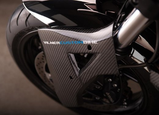 BMW F 800 R by Vilner Custom Bike Predator - Foto 11 di 21