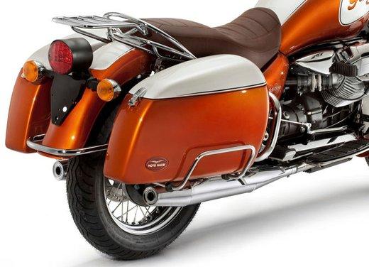 Moto Guzzi California 90° Anniversario: prezzo di 16.780 Euro - Foto 14 di 15